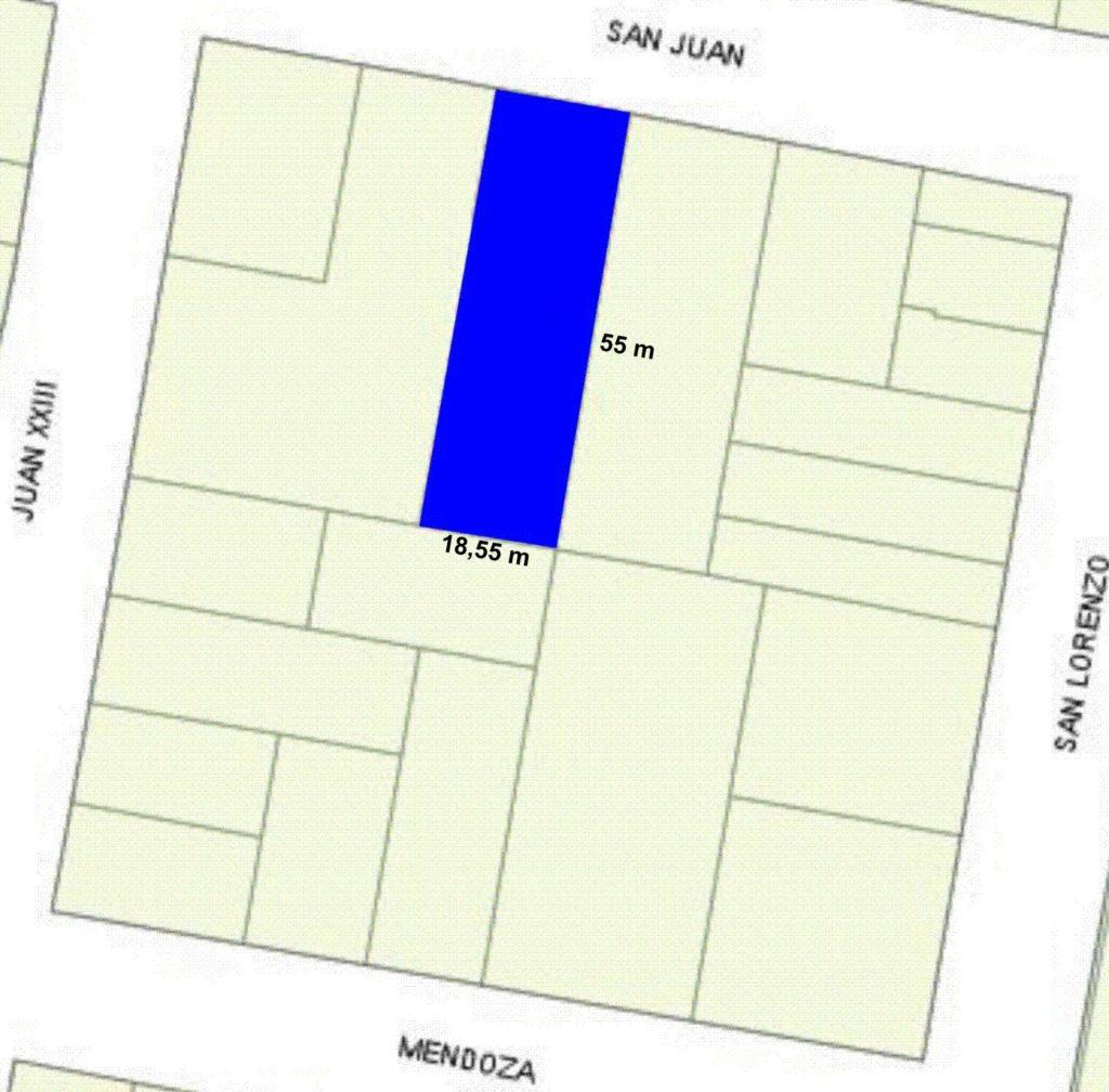 San Juan 642, El Trébol