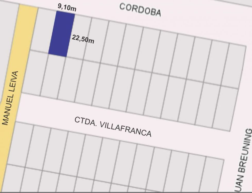 Córdoba 314, El Trébol