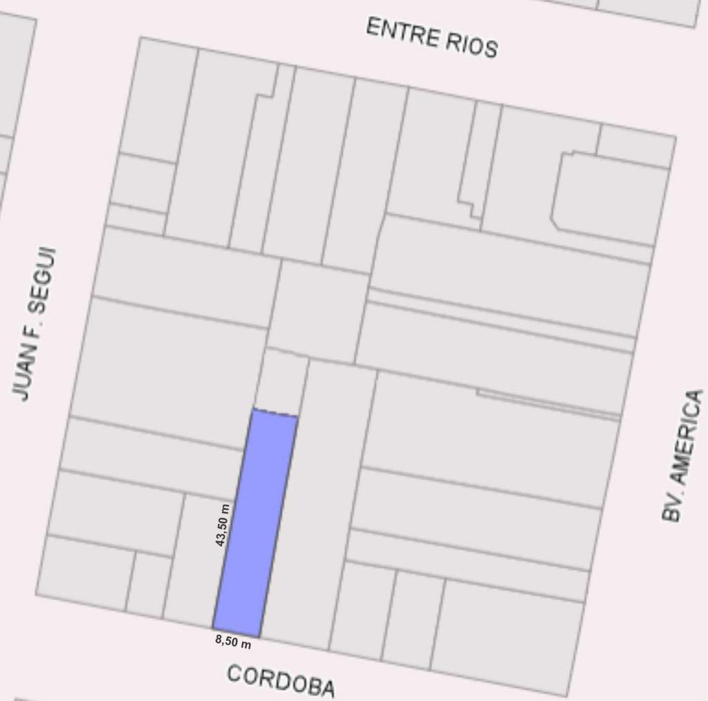 Córdoba 847, El Trébol