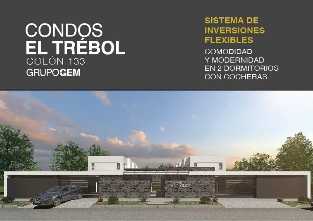 Colón 133 «CONDOS EL TRÉBOL»