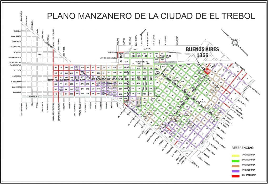 Buenos Aires 1356, El Trébol
