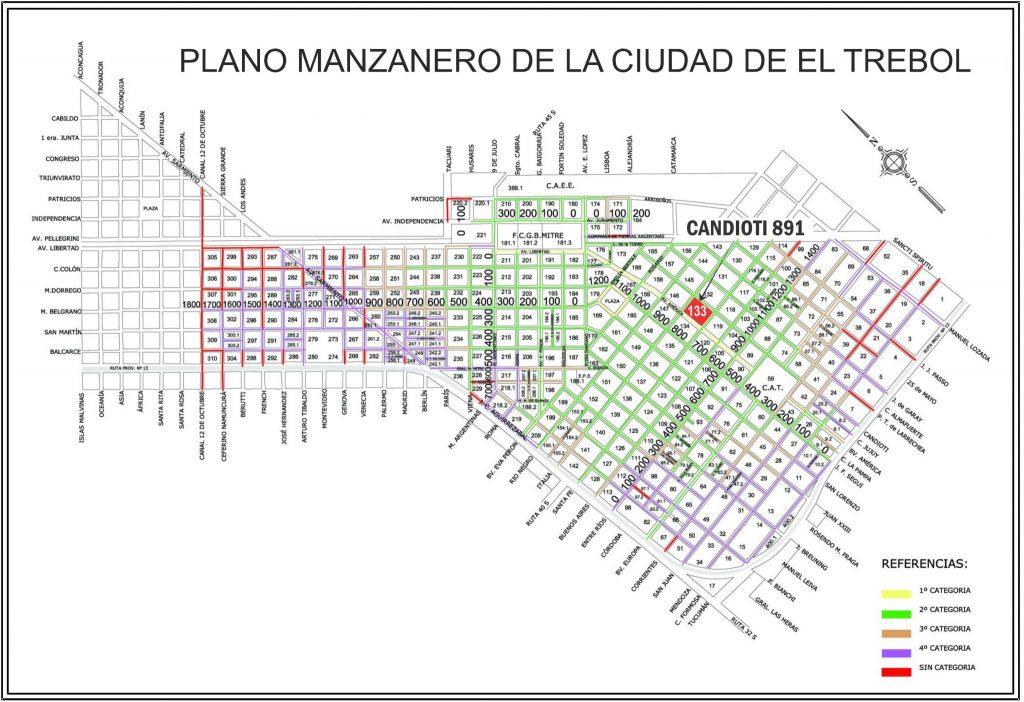 Candioti 891, El Trébol