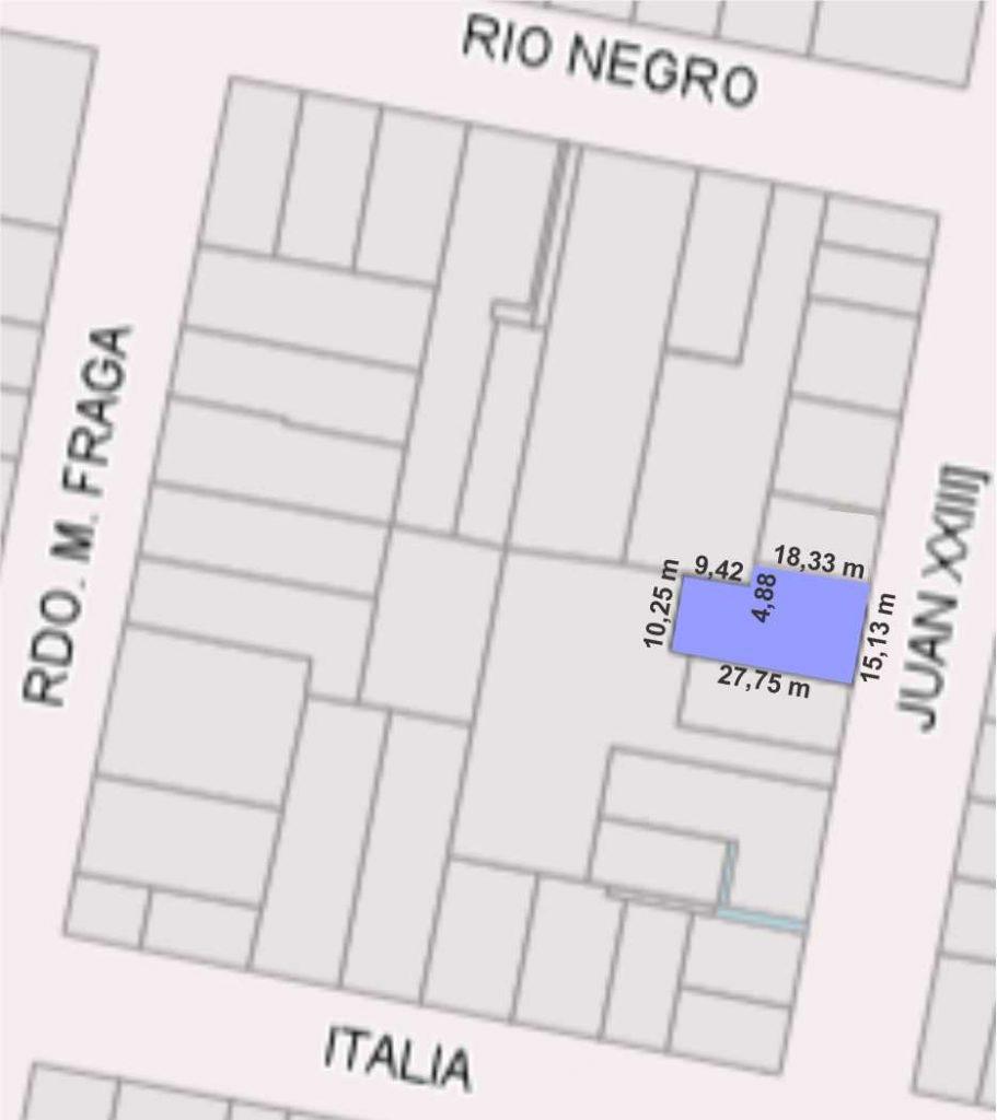 Juan XXIII 949, El Trébol