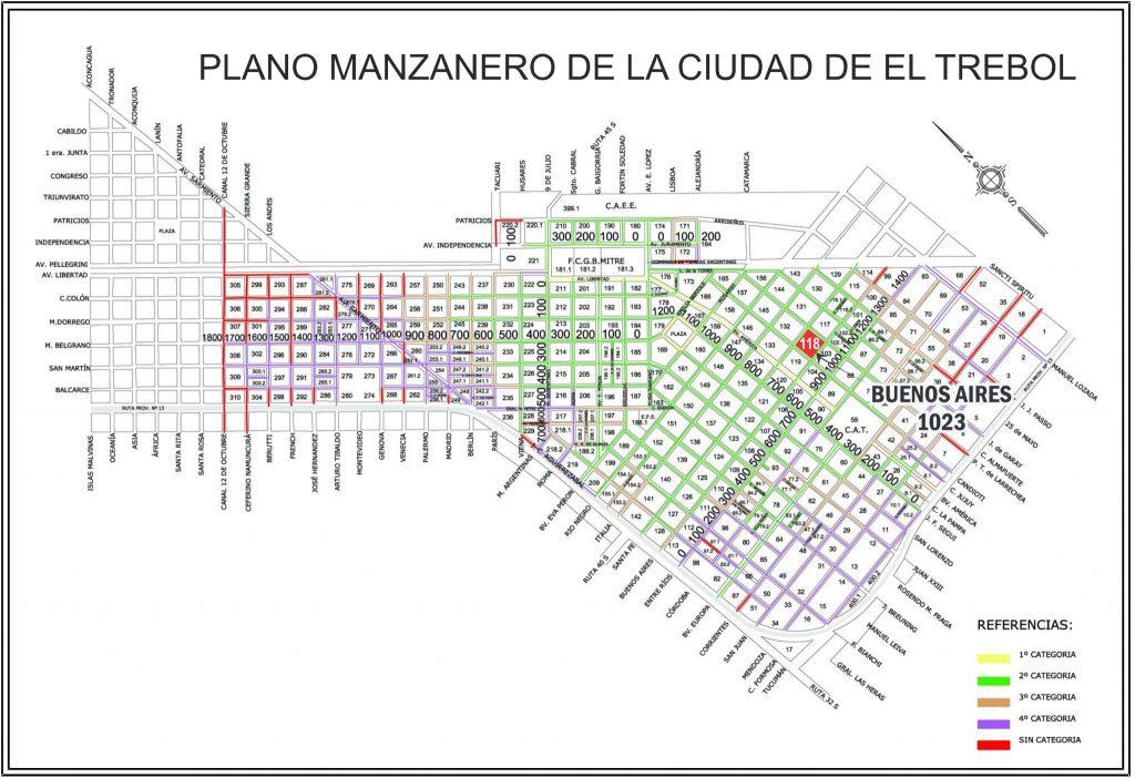 Buenos Aires 1023, El Trébol