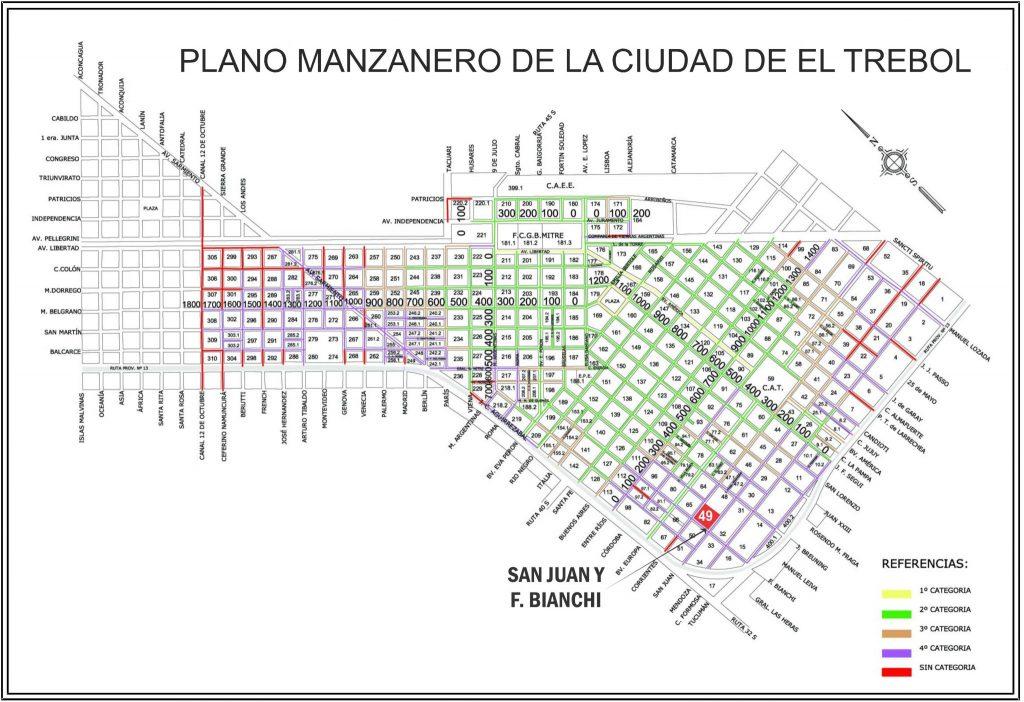 San Juan y F. Bianchi, El Trébol