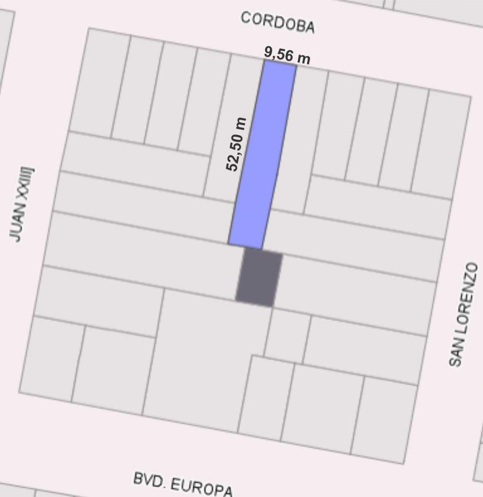 Córdoba 652, El Trébol